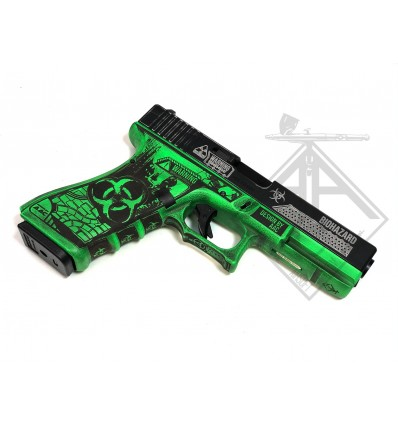 G17 WE EDITION ULTRA LIMITEE BIOHAZARD BY AAC