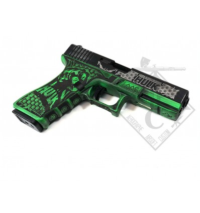 G17 WE EDITION ULTRA LIMITEE HULK BY AAC