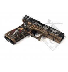 WE17 GEN4 EDITION ULTRA LIMITEE PUNISHER BY AAC