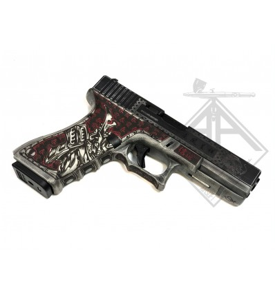 G17 WE EDITION ULTRA LIMITEE SAMURAI BY AAC
