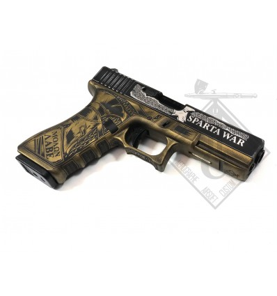 G17 WE EDITION LIMITEE ΜOΛΩΝ ΛΑΒΕ BY AAC