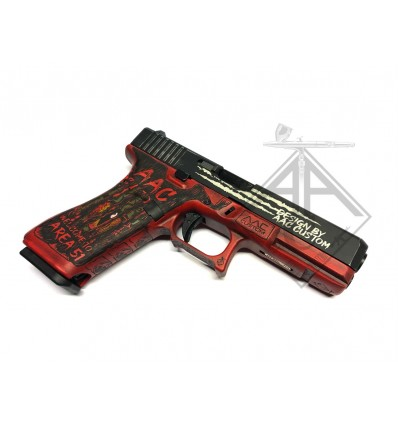 WE17 GEN5  EDITION ULTRA LIMITEE JURASSIC BY AAC